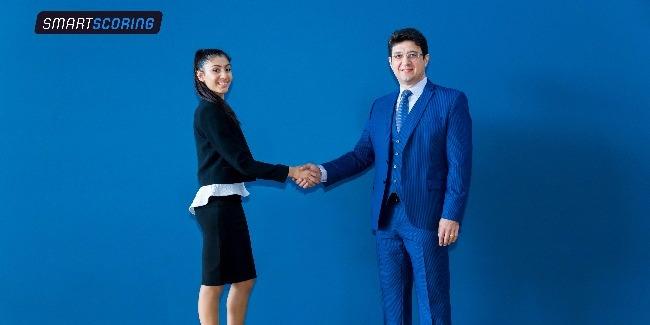 Gymnast Ayshan Bayramova – an official ambassador of SmartScoring National Brand