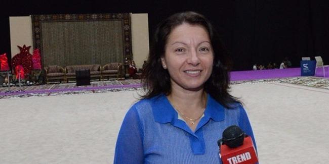 Azerbaijani gymnasts to do their best at FIG World Cup Final in Rhythmic Gymnastics in Baku