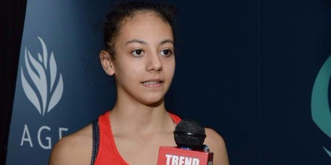 Рассчитываем на сильную поддержку зрителей в родных стенах - азербайджанская гимнастка