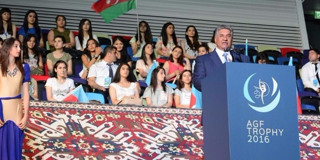 Minister: FIG World Cup to play important role in development of rhythmic gymnastics in Azerbaijan