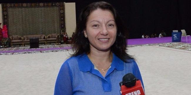 Церемония закрытия Кубка мира по художественной гимнастике в Баку будет трогательной - Мариана Василева