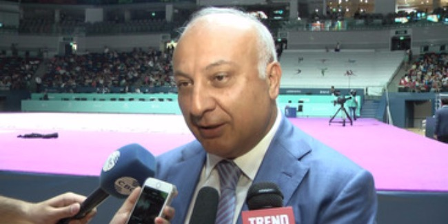 Altay Hasanov: Azerbaijan holds top places among sports countries since long ago