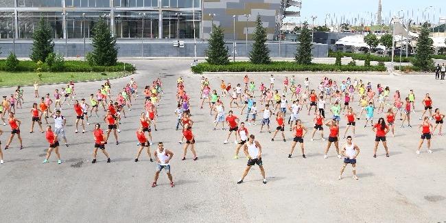 Baku inhabitants! Join the Europe's healthy lifestyle movement!