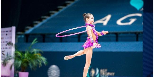 Aerobika və bədii gimnastların birgə yarışları sona çatdı