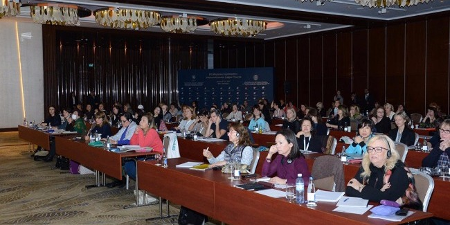 Intercontinental Judges' Course in Baku for the first time