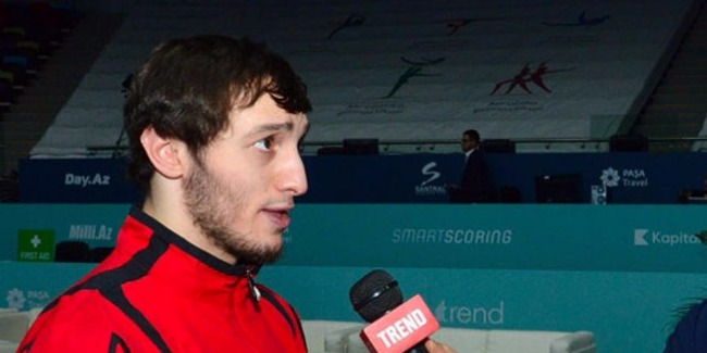 Azerbaijani gymnasts keen to win medals at World Cup