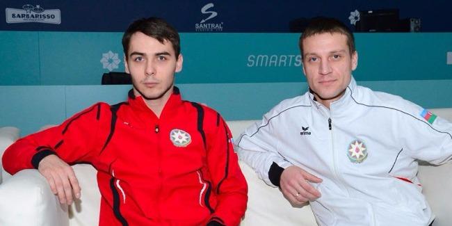 Azerbaijani gymnasts ready to do their best at Baku World Cup