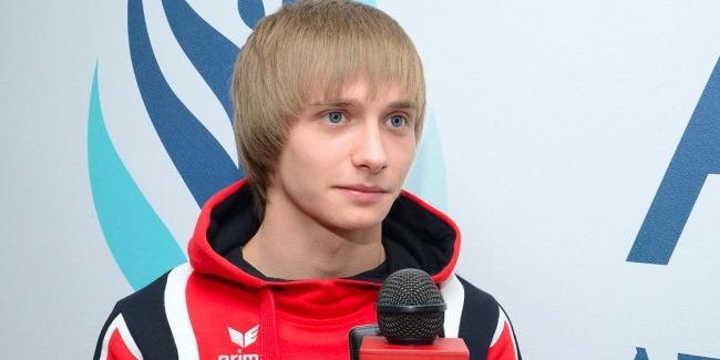 Азербайджанский гимнаст пригласил зрителей поболеть за национальную команду