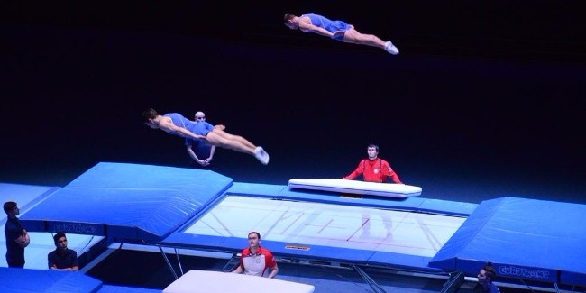 Two Azerbaijani synchro pairs to perform in World Cup final