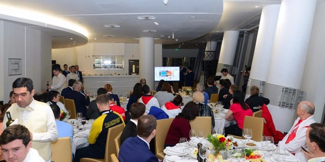 Heads, reps of gymnastics teams meet in Baku