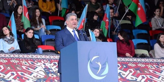 Azad Rəhimov: Bakıda keçirilən Dünya Kuboku ölkədə batut və tamblinq gimnastikasının inkişafında əhəmiyyətli rol oynayacaq
