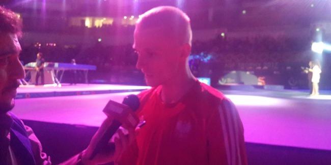 Polşalı gimnast: Bakıda keçirilən bu Dünya kuboku Rio Olimpiadasından daha yaxşı təşkil olunub