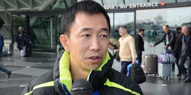 Тренер сборной Китая: Мы приехали в Баку побеждать