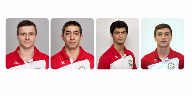 Names of Azerbaijani Men's Artistic Gymnastics judges with FIG Brevet announced