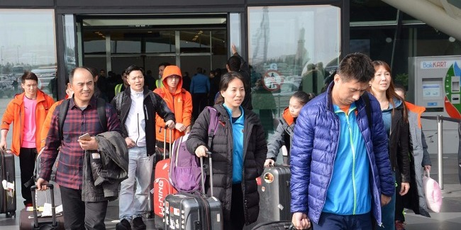 Coach believes Chinese gymnasts to win medals in Baku