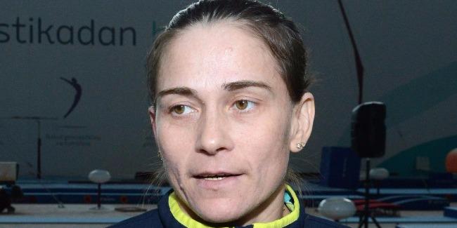Oksana Çusovitina: Ötənilki nailiyyətimi təkrar etmək istəyirəm