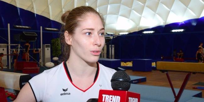 Finala yüksələn Nekrasova: Tapşırıq minimum yerinə yetirilib