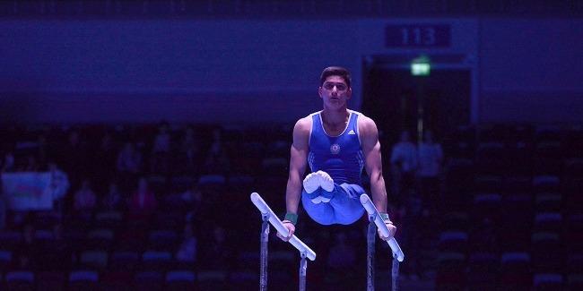 Daha bir Azərbaycan gimnastı Dünya Kubokunun finalında