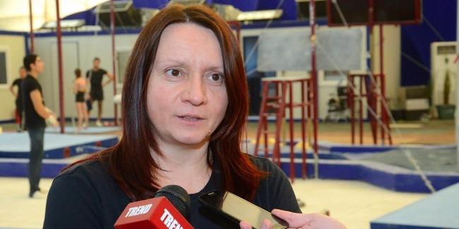 Азербайджанские гимнастки постараются достойно выступить на Кубке мира в Баку - главный тренер