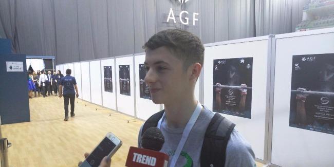İrland gimnastı: Azərbaycan yarışların təşkilində digər ölkələr üçün yüksək hədd müəyyənləşdirir