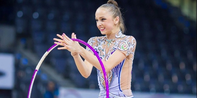 Marina Durunda misses the Rhythmic Gymnastics World Cup in Baku