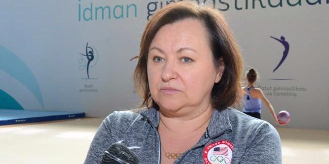 Кубок мира в Баку - важнейший старт перед ЧМ для американских гимнасток - тренер