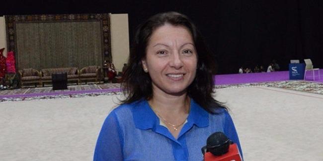 Мариана Василева: На открытии Кубка мира по художественной гимнастике в Баку будет показан путь чемпиона
