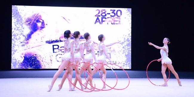 Сборная Азербайджана настроена побороться за призовые места на Кубке мира по художественной гимнастике