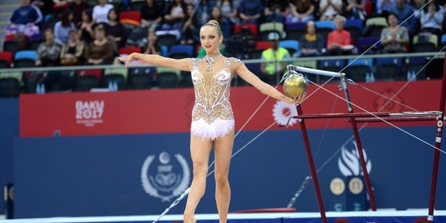 Azerbaijani gymnasts reach the finals of the IV Islamic Solidarity Games