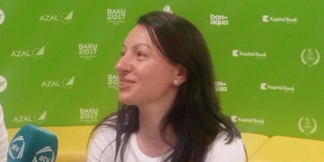 Mariana Vasileva: Biz tamaşaçıları məyus edə bilməzdik.