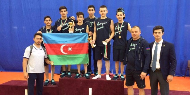 Our artistic gymnasts are coming back to the homeland with medals