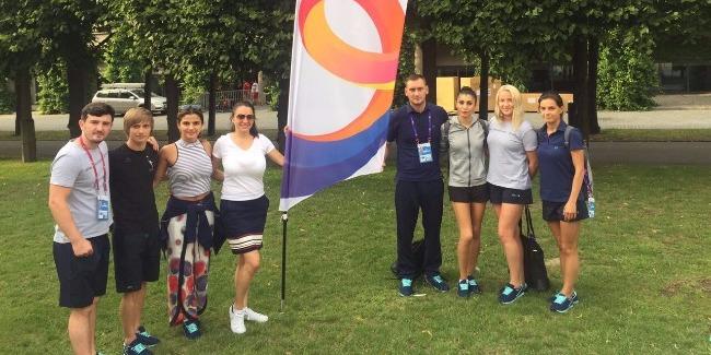 Ümumdünya Oyunlarında bədii gimnastika yarışlarına yekun vurulub