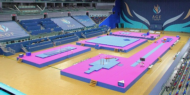 Baku hosts the qualifications for the Youth Olympic Games