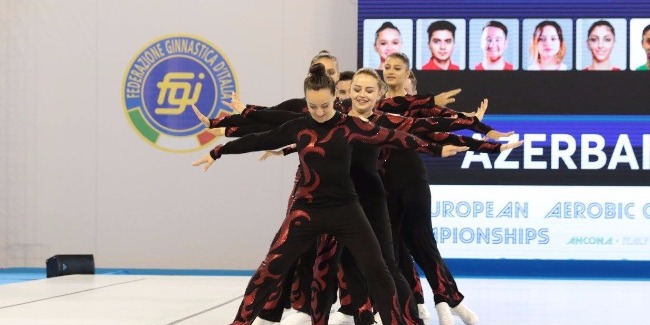 Our gymnasts in the final of the European Championships