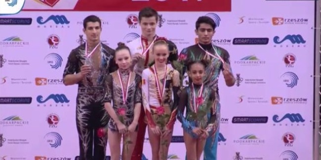Another bronze medal on the European Championships' last day