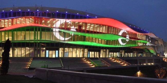Баку готовится к своеобразному чемпионату Европы по прыжкам на батуте