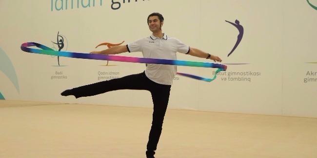Master class from Tsiskaridze