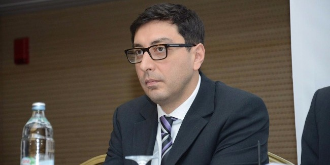 Azərbaycan Gimnastika Federasiyasının baş katibi Avropa Gimnastika İttifaqının prezidenti seçilib