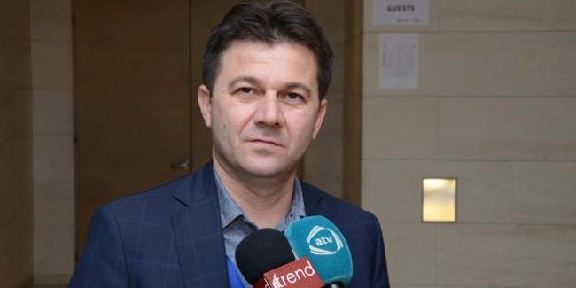 Türkiyə GF prezidenti: Fərid Qayıbovun UEG prezidenti seçilməsi dünya gimnastikasına yeni nəfəs gətirəcək