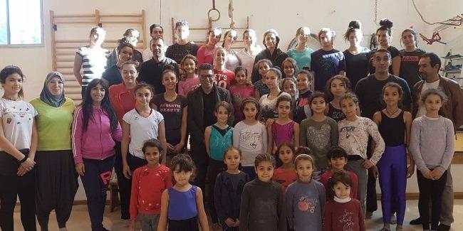 Our compatriots give master classes in Algeria