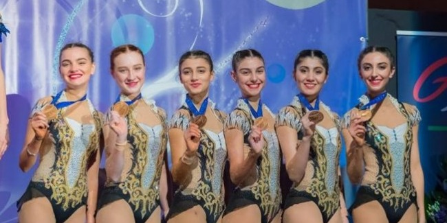"""Our team in group exercises wins the """"bronze"""" in Thiais"""