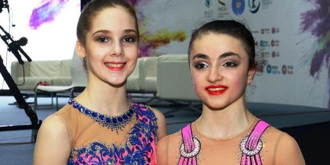 Выступать в родных стенах всегда приятнее - азербайджанские гимнастки