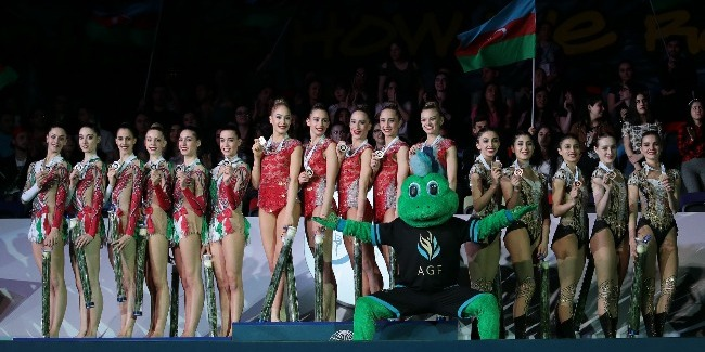 Baku successfully holds another World Cup