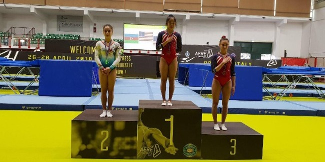 İtaliyadan gümüş medal