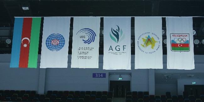 Bakıda Yeniyetmələrin Olimpiya Oyunlarına idman gimnastikası üzrə təsnifat yarışlarına start verildi