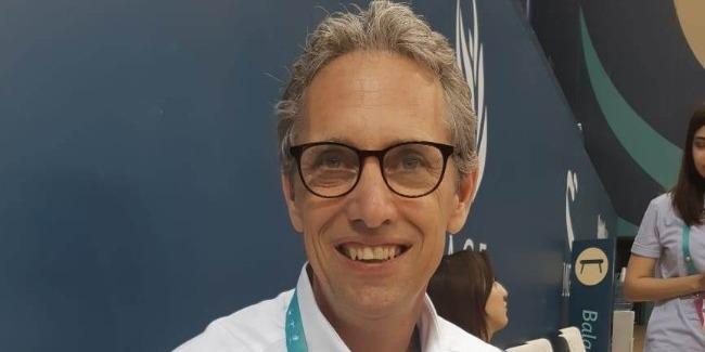 Jeffrey Thompson: AGF perfectly organize tournaments in gymnastics