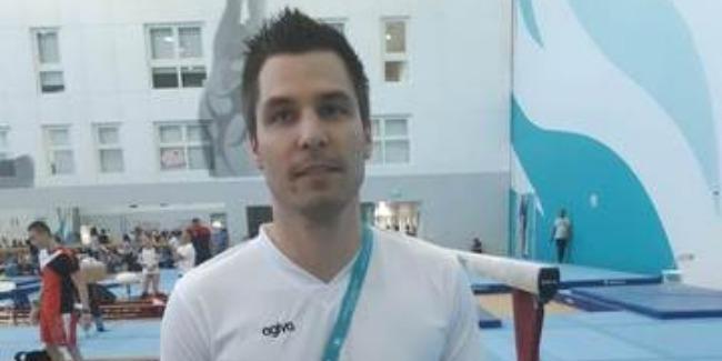 Bram de Şepper: Yeniyetmələrin Olimpiya Oyunlarına idman gimnastikası üzrə təsnifat yarışlarının təşkilatçılıq səviyyəsi çox yüksəkdir.