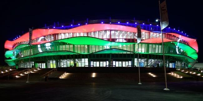 Baku hosts two European Championships in 2019