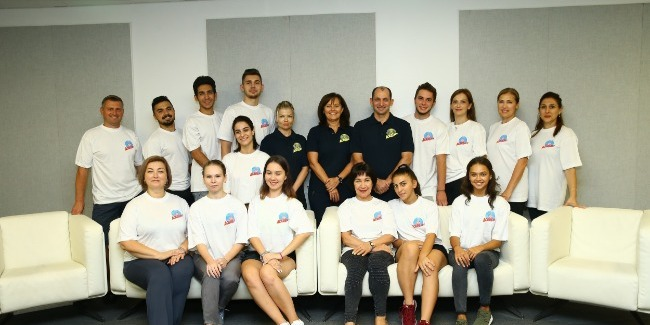 Results of the FIG Academy Level 1 for Aerobic Gymnastics' coaches are known