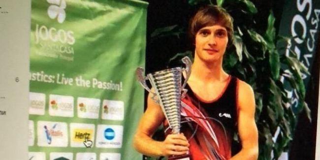 Гимнаст Азербайджана стал победителем Кубка Мира